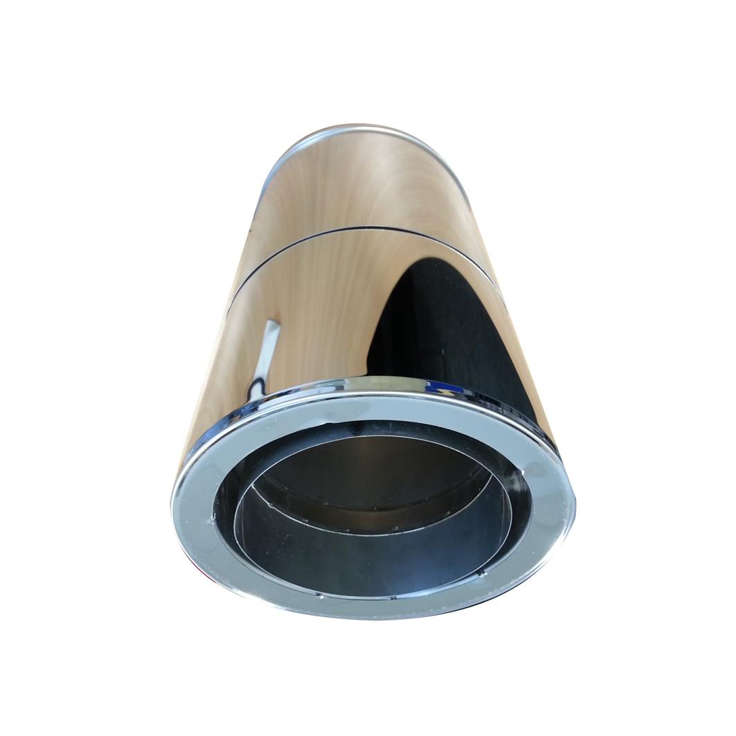 Schiebeelement m.Doppelwandfutter 300 - 450mm Ø 130-150-180-200MM