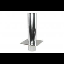 Schornsteinverlängerung - 2000mm - einwandig