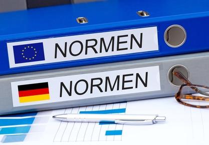 Edelstahlschornstein EU-Normen